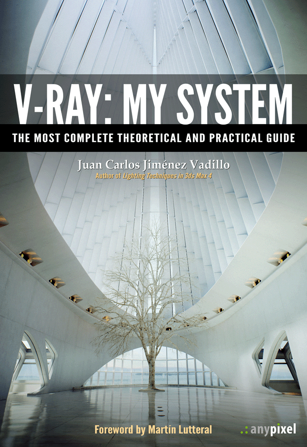 VRay Book - Learn V-Ray